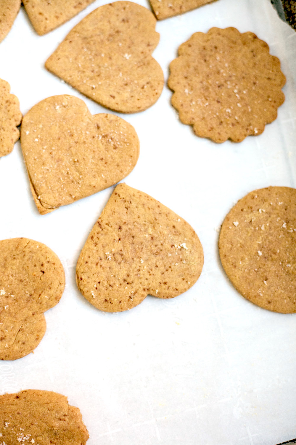 simple no-chill sugar cookies for baking with kids