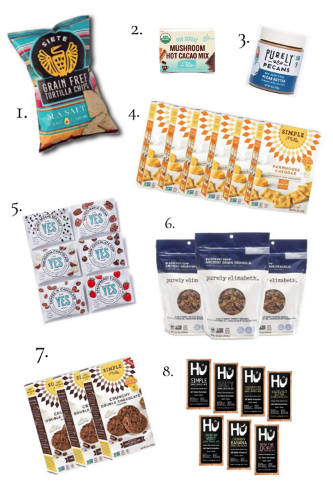 healthy snacks to buy on amazon
