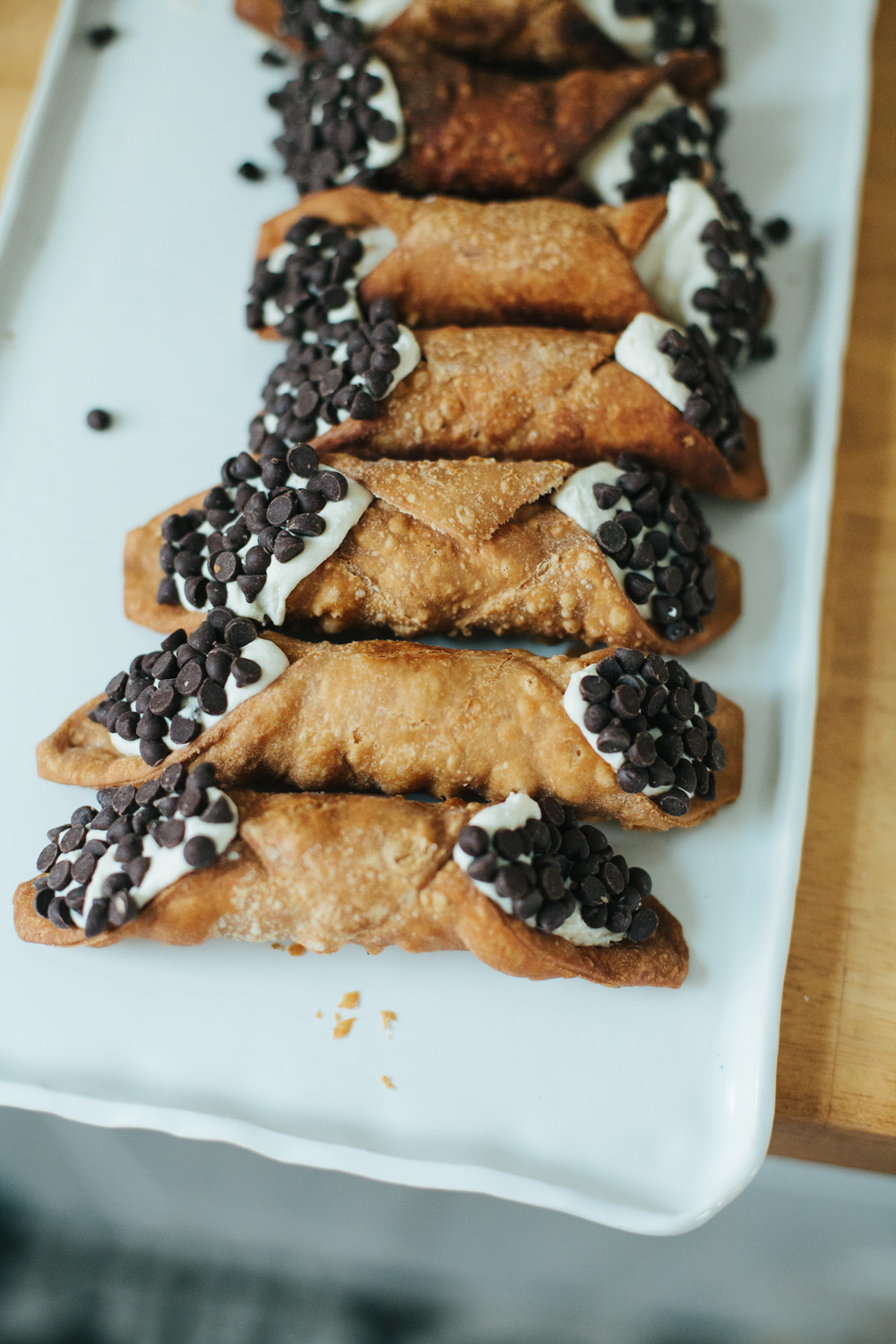 Making Homemade Cannoli / Go Eat Your Bread with Joy